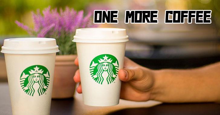 【One More Coffee?】スターバックスコーヒーのワンモアコーヒーとは?スタバへ おかわりしに行ってみた。
