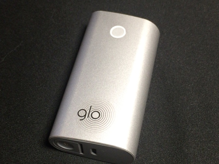 グロー(GLO)本体
