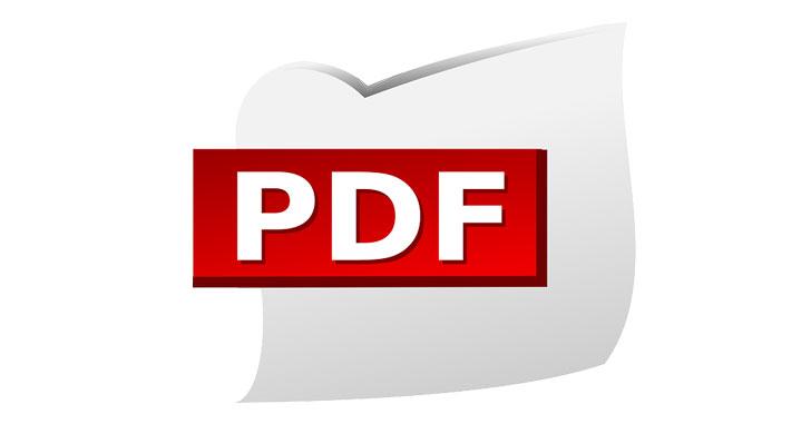 PDFに全く興味ない僕が選ぶ多分使いやすいだろうな的な無料PDF観覧ソフト3選