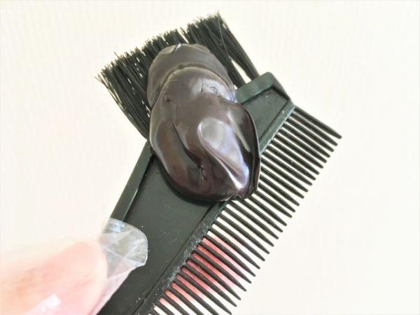 【セルフカラーの方法】理美容師が自分で髪の毛染めてみた。素人でも自分で簡単に白髪染めできるコツと方法