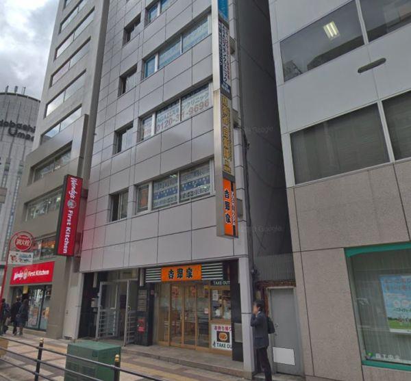 大阪梅田院外観