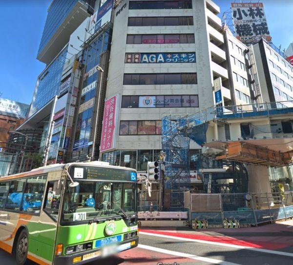 東京渋谷院外観